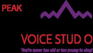 Peak Performance Voice Studio Logo